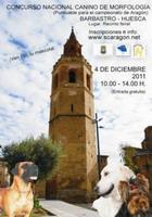 Concurso canino BARBASTRO de Huesca