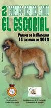 concurso nacional canino de belleza El Escorial 2012