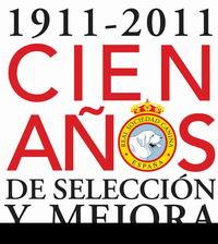 Exposición 21 y 22 mayo del centenario de la real sociedad canina de Espa