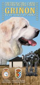 concurso canino Griñon 17 de junio de 2012