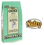 Nutro ofrece su alimento para perros con estómagos delicados