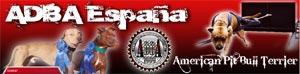 Asociación canina del American Pitbull terrier ADBA España