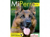 """Numero 2 de la revista para perros de Royal Canin """"Mi perro y yo"""""""