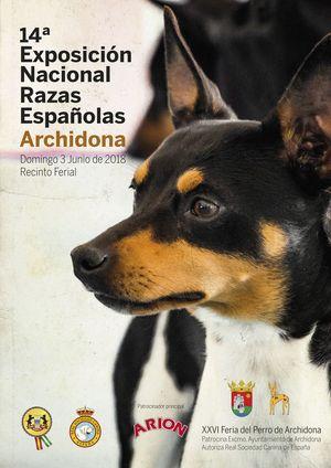 XIV Exposición Nacional de Razas Españolas de Archidona 2018